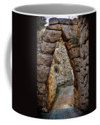 Arched Medieval Gate Coffee Mug