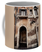 Arched Passage In Old Rustic Venetian House Coffee Mug