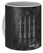 Archery Hunting Arrows Patent Coffee Mug