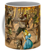 Archery In Oxboar Coffee Mug