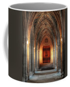 Arches At Duke Chapel Coffee Mug