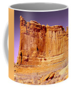 Arches Wall Coffee Mug