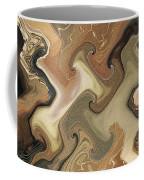 Architechtonic Analysis Of Cortex Detail Coffee Mug