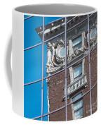 Architectural Juxtaposition Coffee Mug
