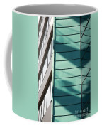 Architecture And Shadows Coffee Mug