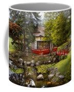 Architecture - Japan - Tranquil Moments  Coffee Mug