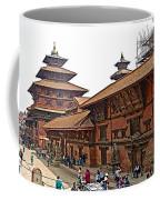 Architecture Of Patan Durbar Square In Lalitpur-nepal Coffee Mug