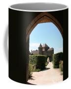 Archway Chateau Of Berze Coffee Mug