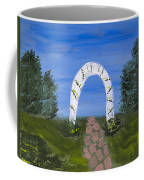 Archway Coffee Mug by Melissa Dawn