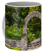 Archway To The Secret Garden Coffee Mug