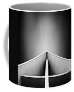 Arctic Cathedral Coffee Mug by Dave Bowman