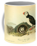 Arctic Puffin Coffee Mug by Philip Ralley