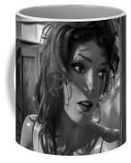 Are We Alone Coffee Mug by Bob Orsillo