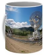 Are You Receiving Me Major Tom Coffee Mug by Trever Miller