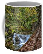Areuse Gorge Coffee Mug