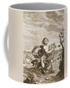 Arion Preserved By A Dolphin, 1731 Coffee Mug