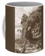 Aristeus Compels Proteus To Reveal Coffee Mug