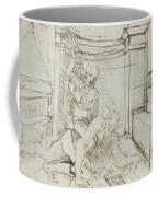 Aristotle And Phyllis Coffee Mug