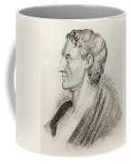Aristotle From Crabbes Historical Dictionary Coffee Mug