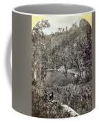 Arizona Apache Lake, 1873 Coffee Mug