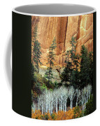 Arizona's Betatkin Aspens Coffee Mug