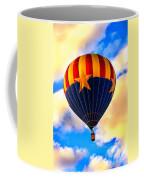 Arizonia Hot Air Balloon Special Coffee Mug