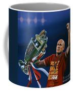 Arjen Robben Coffee Mug by Paul Meijering