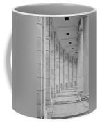 Arlington Amphiteather Arches And Columns Coffee Mug