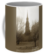 Arlington Street Church Unitarian Universalist Boston Massachusetts Circa 1900 Coffee Mug