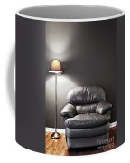 Armchair And Floor Lamp Coffee Mug