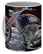 Armed Forces Tribute Bike Coffee Mug