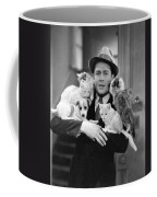 Armful Of Cats And Dogs Coffee Mug