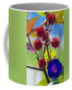 Armored Beauty Coffee Mug