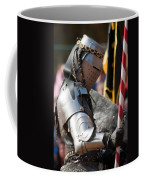 Armored Joust Knight Coffee Mug
