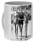Army Bathing Suit Trio Coffee Mug