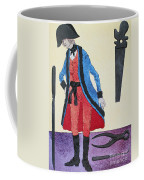 Army Surgeon, C1800 Coffee Mug