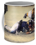 Army Versus Navy In The Snow 2013 Coffee Mug