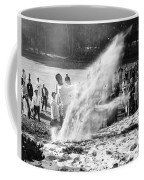 Arnold Palmer At Pebble Beach California Rey Ruppel Photo Circa 1955 Coffee Mug