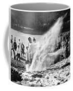 Arnold Palmer At Pebble Beach California Rey Ruppel Photo Circa 1955 Coffee Mug