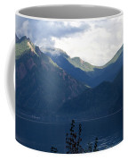 Around Lake Crescent - Washington Coffee Mug
