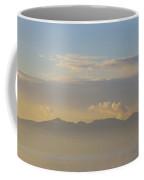 Arran In Pastel Hazy Light Coffee Mug