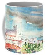Arrecife In Lanzarote 10 Coffee Mug