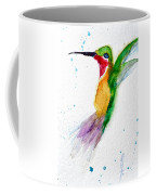 Arriving Coffee Mug by Beverley Harper Tinsley