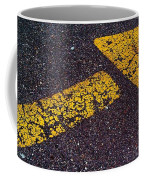 Arrow Coffee Mug
