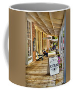 Arrow Rock - Boardwalk Shops Coffee Mug