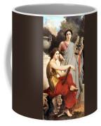 Art And Literature Coffee Mug