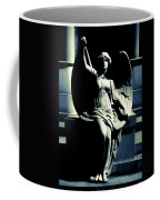 Art Deco Angel Coffee Mug