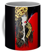 Art Deco Bell Coffee Mug