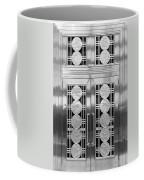 Art Deco Door 2 Coffee Mug