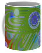 Art Deco Explosion 2 Coffee Mug
